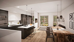 Condo project for sale  Le Beaudry